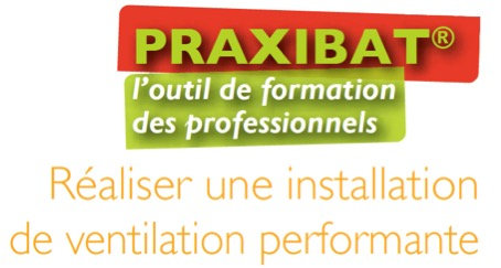Praxibat Ventilation AIR EFFICIENCE